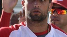 David Vidal, quien jugará con los Indios de Mayagüez.