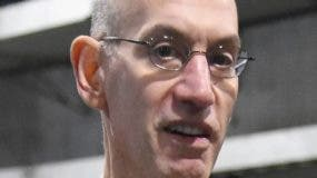 Adam Silver  cree que París montará partido en 2020. aP