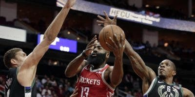 James Harden está teniendo otra gran temporada para Houston Rockets en la NBA.  Ap