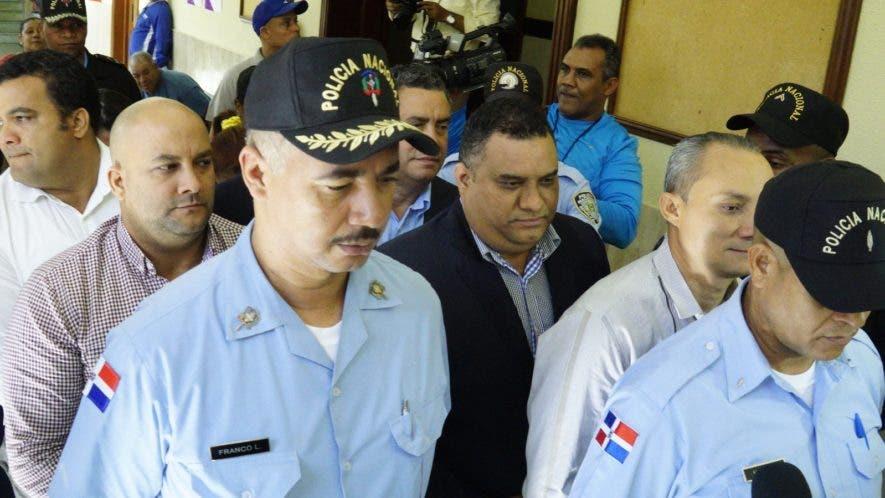 El Ministerio Público pidió un año de prisión preventiva para los imputados.  ELIESER TAPIA/archivo.