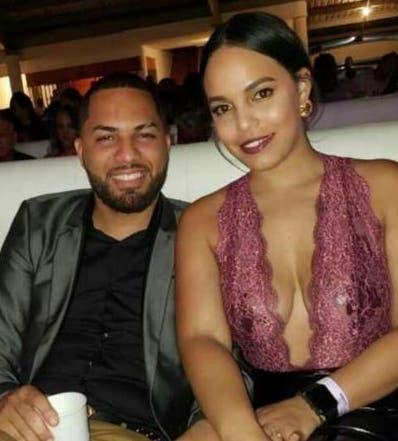 Fernando Peña Almánzar y su esposa Florinda Lajara.