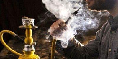 Varios problemas respiratorios  se atribuyen a la 'hookah'.