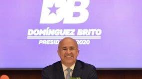 Francisco Domínguez Brito, aspirante por el PLD.