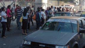 Varias entidades han solicitado a ProConsumidor reunirse con los transportistas.  Archivo
