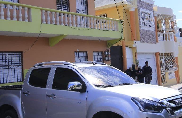 Desde este balcón dispararon al coronel Daniel Ramos Álvarez.
