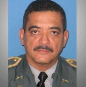El coronel de la Policía Daniel Ramos Álvarez. archivo