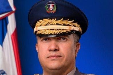 Mayor general Ney Aldrin Bautista Almonte.