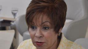 Lila Alburquerque fue presidenta de la Cámara Baja.