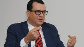 Román   Jáquez   Liranzo, presidente del TSE.  Archivo