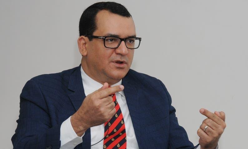Presidente de la JCE pide llevar al diálogo nacional el tema de la penetración del crimen organizado en los partidos