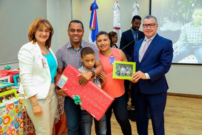 CAID: 34 niños completan Programa Terapéutico Integral
