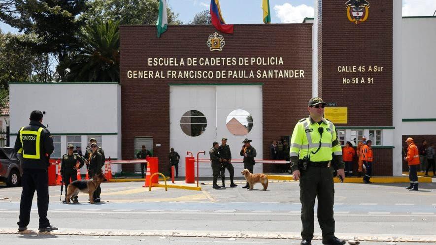 El atentado de la semana pasada contra la academia de policía General Santander fue el más letal de los últimos 15 años en Colombia.