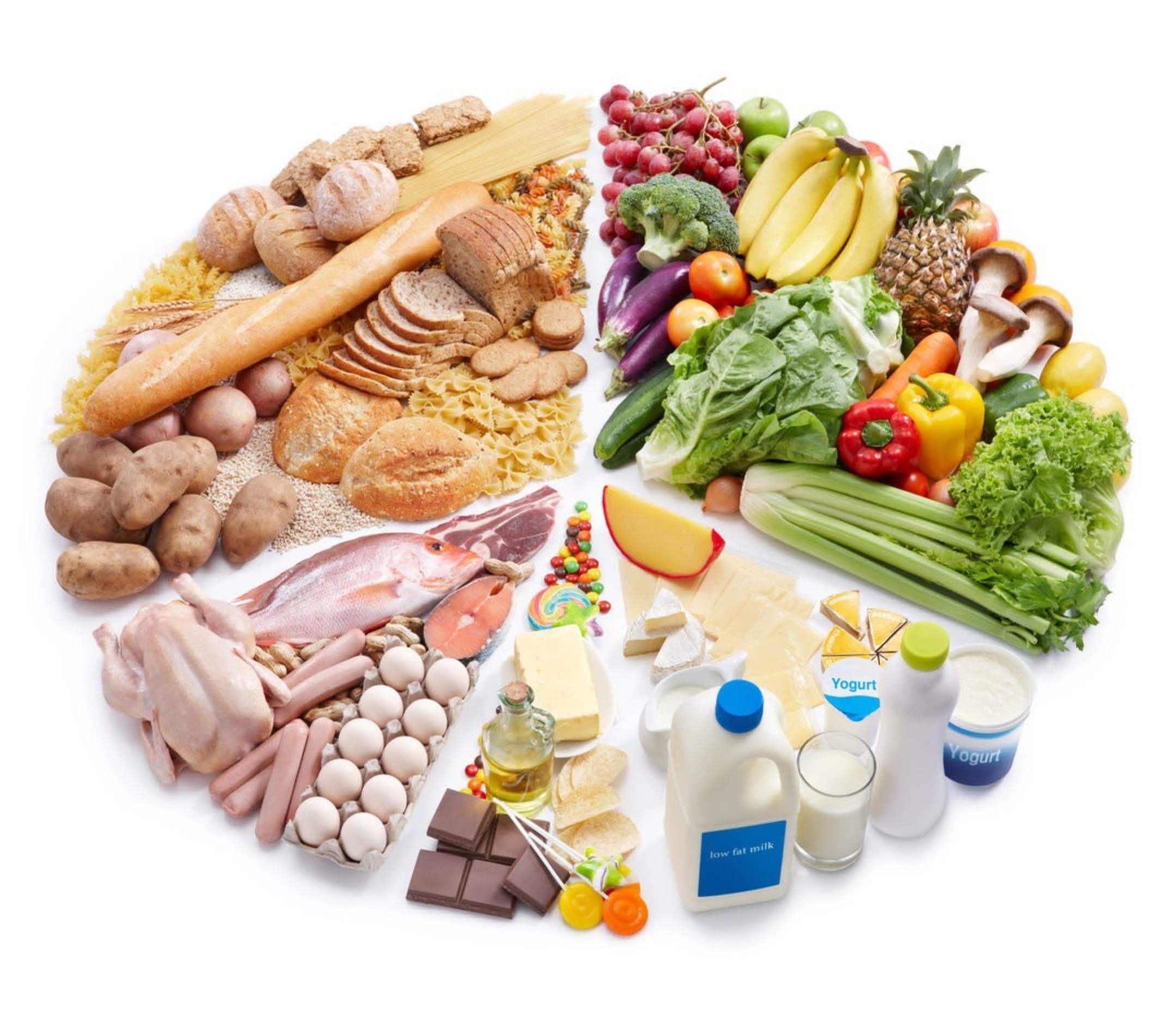 Dieta de las 1,300 calorías apuesta al balance