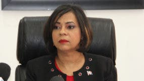 Anina del Castillo, directora de Pro Consumidor.