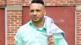 El cantante del género bachata D'John.