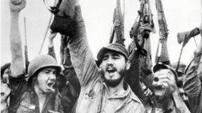 La revolución cubana comenzó el 1 de enero de 1959 tras la huida del entonces gobernante de facto, Fulgencio Batista.