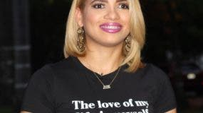 Kimberly Taveras, presidenta de JLAP.