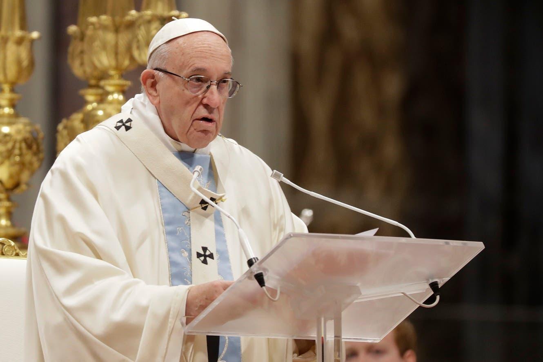 El papa Francisco (AP Foto/Andrew Medichini)