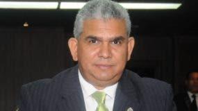 Juan Carlos Quiñones, diputado del PLD.