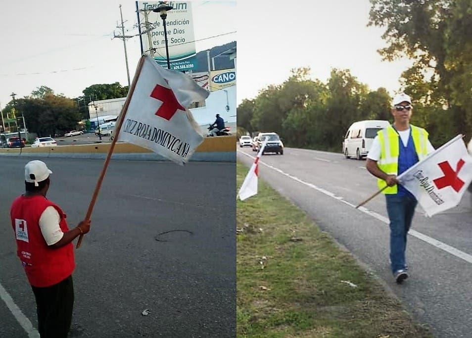 voluntarios-de-la-cruz-roja-en-puerto-plata-se-mantuvieron-activos-en-operativo-preventivo-de-accidentes-en-tramo-final-del-2018