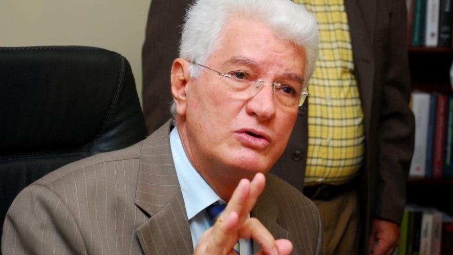 Wilton Guerrero, senador del PLD.