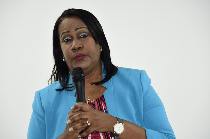 Xiomara Guante, presidenta de la ADP.