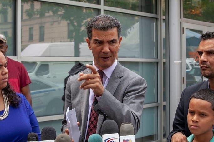 Ydanis Rodríguez.