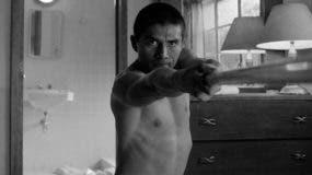 Jorge A. Guerrero en una escena de la película Roma.