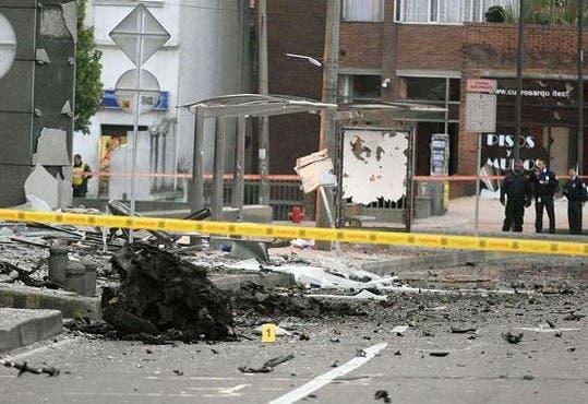 Los rebeldes del izquierdista Ejército de Liberación Nacional han intensificado sus ataques contra policías en Colombia.