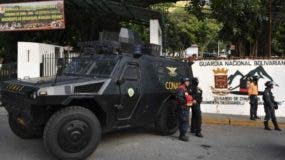 El destacamento fue controlado por las fuerzas de seguridad tras el intento de rebelión, según la versión oficial.