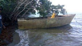 Las embarcaciones fueron decomisadas en Sabana de la Mar y Playa Costa Esmeralda.