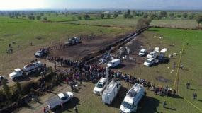 El pasado 18 de enero un grupo de pobladores del municipio de Tlahuelilpan, en el céntrico estado de Hidalgo, fracturó un ducto de hidrocarburo y empezó a sustraer, de una forma muy rudimentaria, la gasolina.