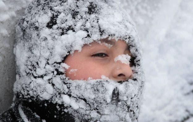 El cuerpo humano no está diseñado para soportar el frío extremo.