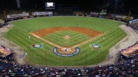 El estadio Rod Carew en la Ciudad de Panamá recibió la Serie del Caribe de 2019.