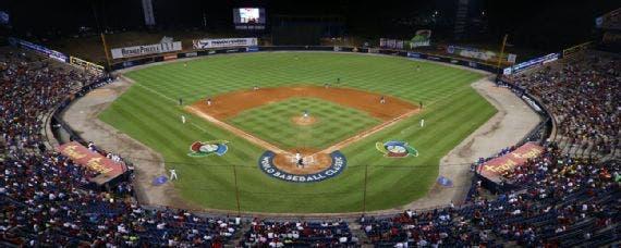2. El estadio Rod Carew en la Ciudad de Panamá recibió la Serie del Caribe de 2019.