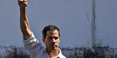Guaidó, de 35 años, asumió a principios de este mes la presidencia de la Asamblea Nacional, el último organismo estatal bajo control opositor.