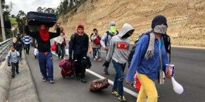 Miles de venezolanos viven actualmente en Ecuador, luego de emigrar de la crisis económica y política que vive Venezuela.