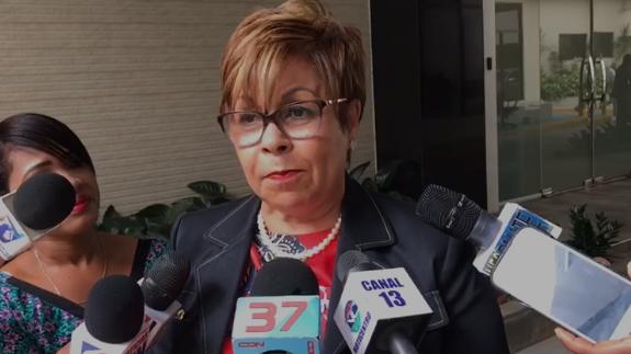 Diputada Rafaela Alburquerque renuncia del PLD