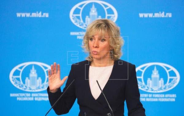 Rusia alerta de que persiste el riesgo de un conflicto armado en Venezuela