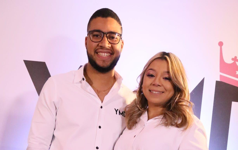 Efraín Cuello y Yamileth M. Díaz.