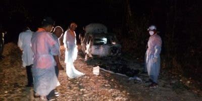 Los cuerpos fueron encontrados en una comunidad de La Romana.