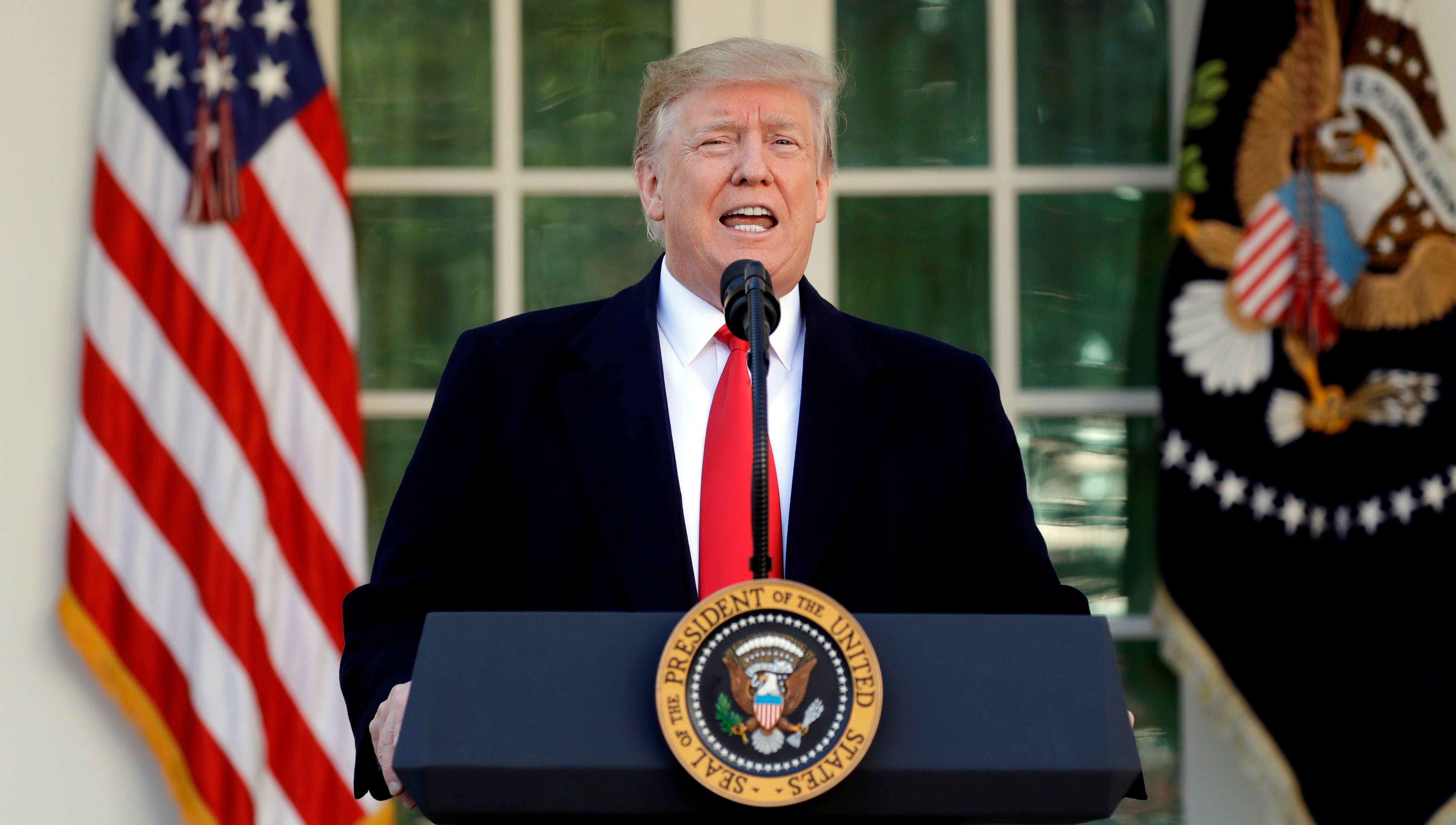 ¿Puede Donald Trump volver a postularse para la Presidencia de EE.UU.?