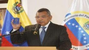 El ministro de Relaciones Interiores, Justicia y Paz de Venezuela, Néstor Reverol,  dijo que los cuerpos de seguridad lograron detener tres sujetos que dirigían esta organización criminal.