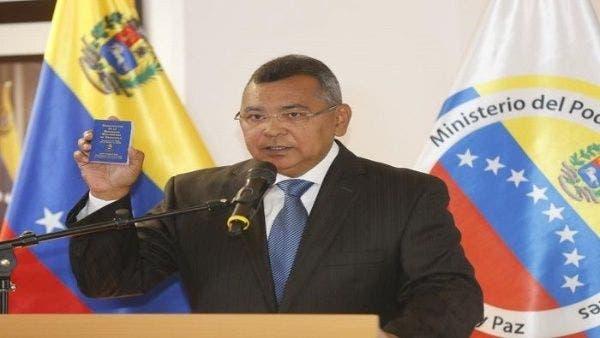 Venezuela dice que desarticuló banda de sicarios que ingresó desde Colombia