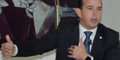 Luis Mejía Brache, gerente de EGE  Haina, expuso sobre las inversiones y el futuro de la empresa de cara a 2040.  José de León