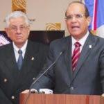 Roberto Saladín y Castaños Guzmán. Foto de archivo.