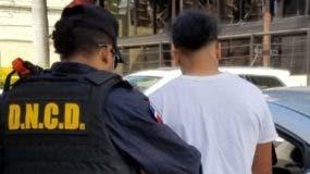 Detenido espera extradición.