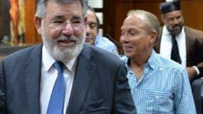 Víctor Díaz Rúa se defendió de acusación. ARCHIVO