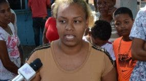 Mónica Montero, madre de la víctima y amiga del acusado.