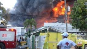 Hasta el momento se desconocen las causas  que provocaron el incendio.  Jorge González